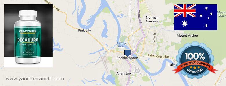 Where to Purchase Deca Durabolin online Rockhampton, Australia