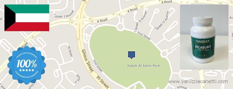 Where to Buy Deca Durabolin online Sabah as Salim, Kuwait