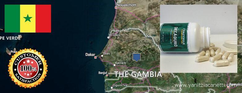 Πού να αγοράσετε Deca Durabolin σε απευθείας σύνδεση Senegal