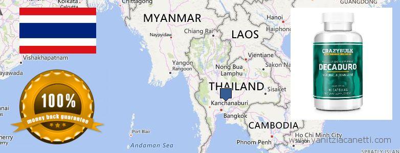 Gdzie kupić Deca Durabolin w Internecie Thailand