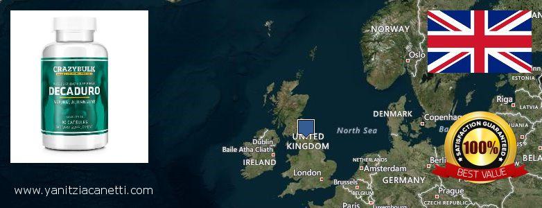Gdzie kupić Deca Durabolin w Internecie UK