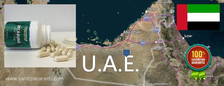 Gdzie kupić Deca Durabolin w Internecie United Arab Emirates