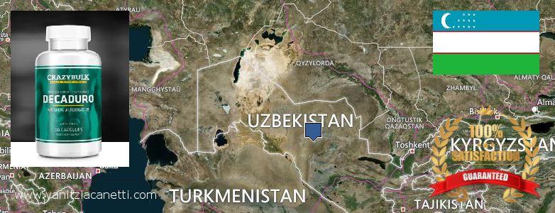 Waar te koop Deca Durabolin online Uzbekistan