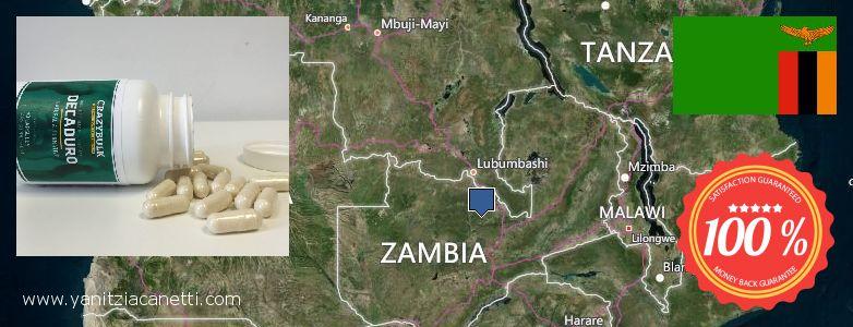 Gdzie kupić Deca Durabolin w Internecie Zambia