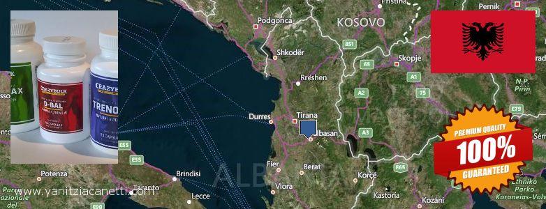 Onde Comprar Dianabol Steroids on-line Albania