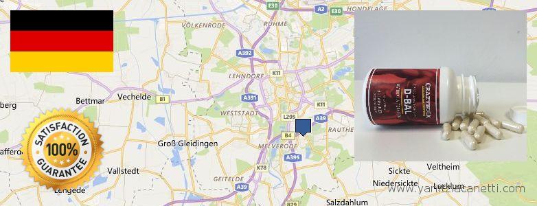 Hvor kan jeg købe Dianabol Steroids online Braunschweig, Germany