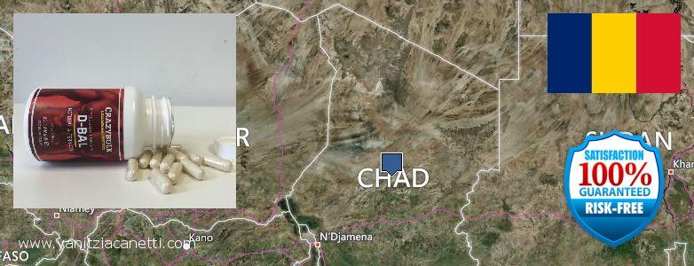 Gdzie kupić Dianabol Steroids w Internecie Chad