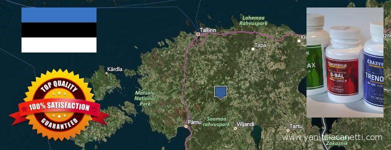 Gdzie kupić Dianabol Steroids w Internecie Estonia
