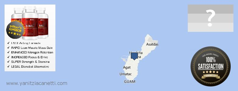 Purchase Dianabol Steroids online Guam