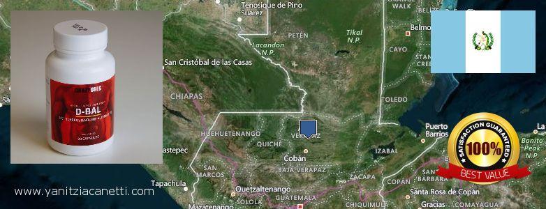 Wo kaufen Dianabol Steroids online Guatemala