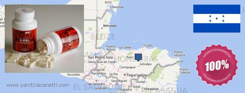 Hvor kan jeg købe Dianabol Steroids online Honduras