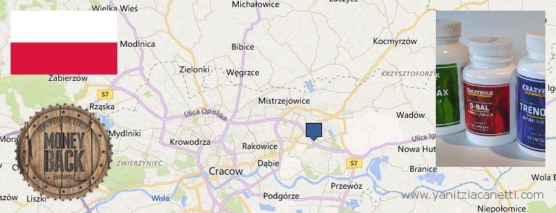 Where to Buy Dianabol Steroids online Kraków, Poland
