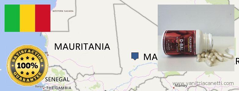Gdzie kupić Dianabol Steroids w Internecie Mali
