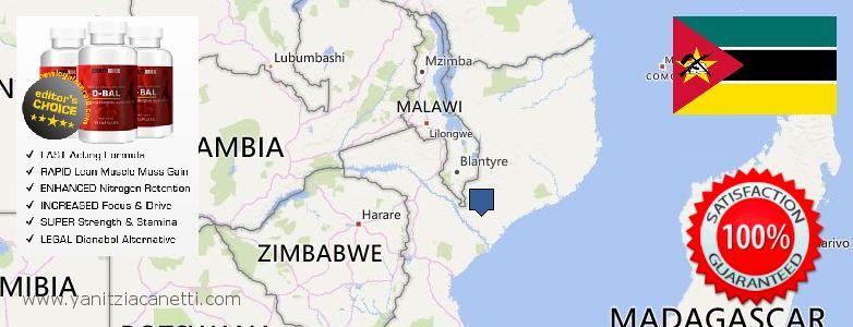 Wo kaufen Dianabol Steroids online Mozambique