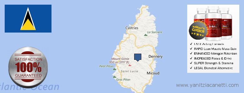 Purchase Dianabol Steroids online Saint Lucia