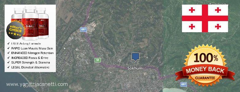 Where to Buy Dianabol Steroids online Sokhumi, Georgia
