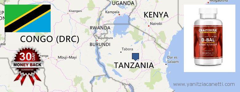 Purchase Dianabol Steroids online Tanzania