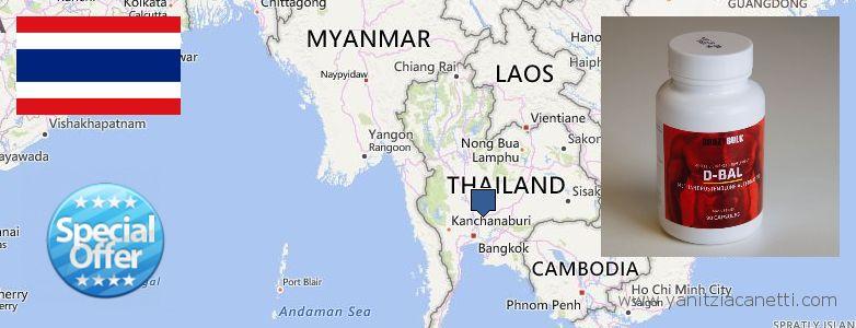 Dónde comprar Dianabol Steroids en linea Thailand