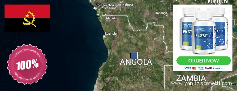 Где купить Phen375 онлайн Angola