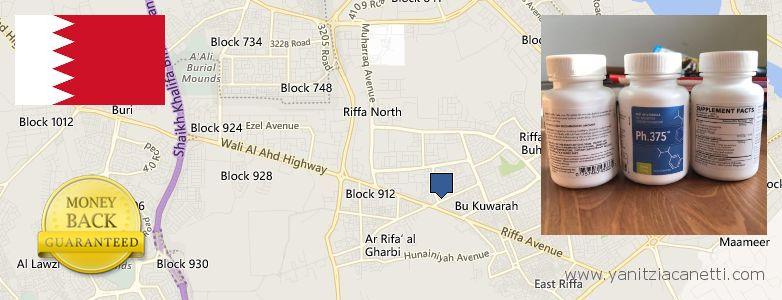 Where to Purchase Phen375 Phentermine 37.5 mg Pills online Ar Rifa', Bahrain