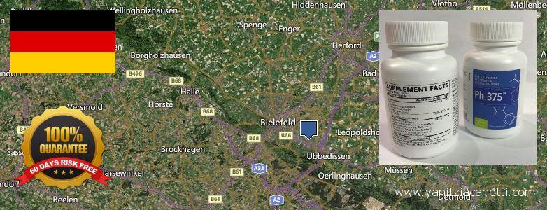 Hvor kan jeg købe Phen375 online Bielefeld, Germany