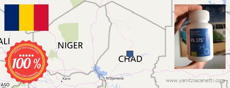 Gdzie kupić Phen375 w Internecie Chad