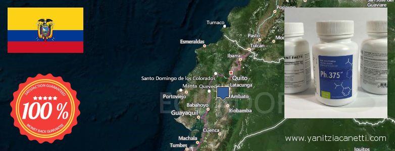 Где купить Phen375 онлайн Ecuador