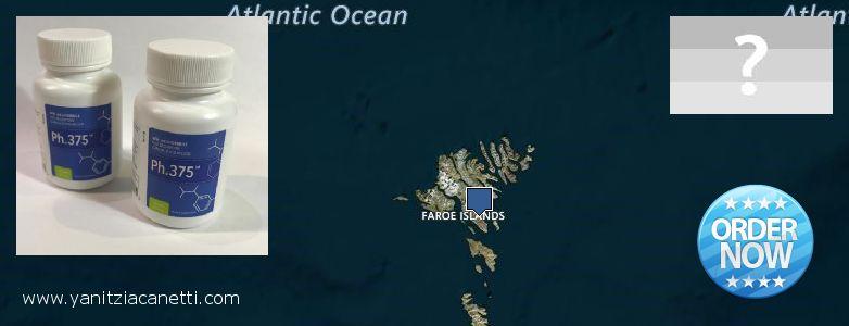 Where to Purchase Phen375 Phentermine 37.5 mg Pills online Faroe Islands
