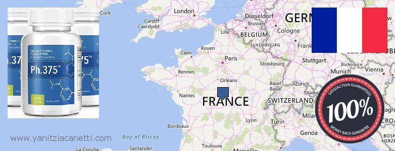 Где купить Phen375 онлайн France