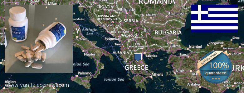 Где купить Phen375 онлайн Greece