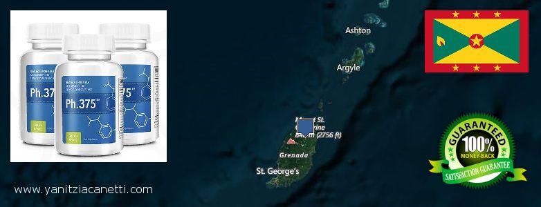 Where to Buy Phen375 Phentermine 37.5 mg Pills online Grenada