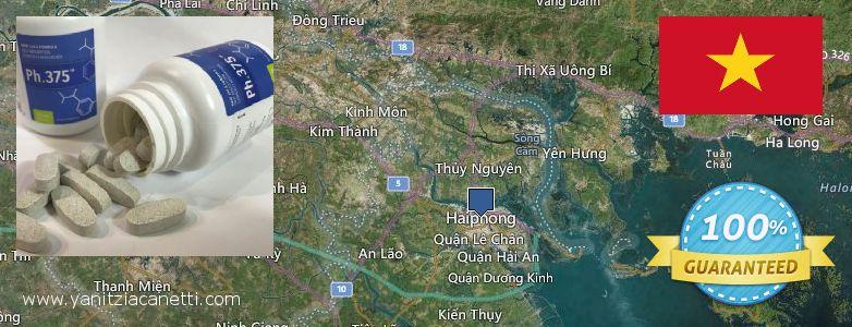 Where to Buy Phen375 Phentermine 37.5 mg Pills online Haiphong, Vietnam