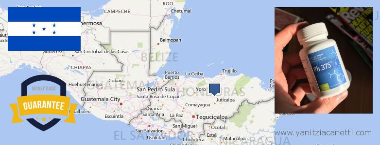 Hvor kan jeg købe Phen375 online Honduras