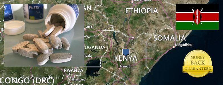 Где купить Phen375 онлайн Kenya