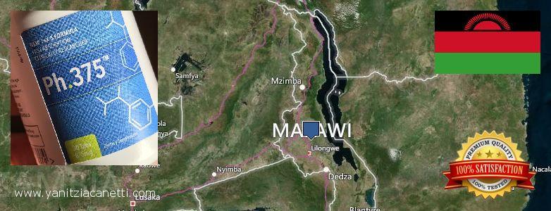 Где купить Phen375 онлайн Malawi