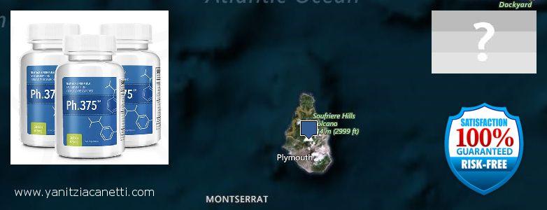 Where to Purchase Phen375 Phentermine 37.5 mg Pills online Montserrat