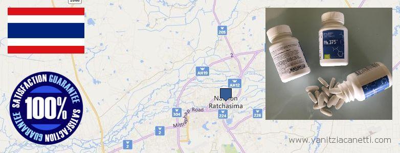 Where to Buy Phen375 Phentermine 37.5 mg Pills online Nakhon Ratchasima, Thailand