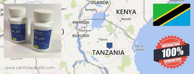 Where to Buy Phen375 Phentermine 37.5 mg Pills online Tanzania