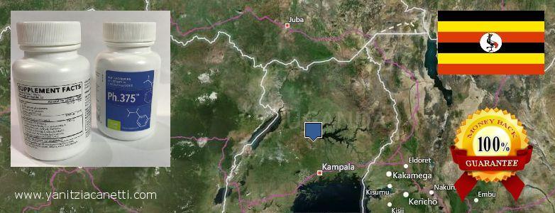 Gdzie kupić Phen375 w Internecie Uganda