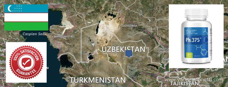 Где купить Phen375 онлайн Uzbekistan