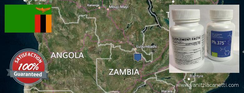 Где купить Phen375 онлайн Zambia