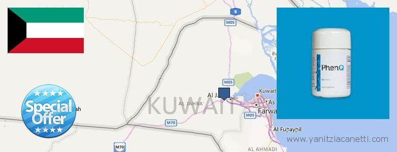 Where to Buy PhenQ Weight Loss Pills online Al Fahahil, Kuwait
