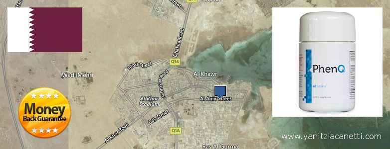 Where Can You Buy PhenQ Weight Loss Pills online Al Khawr, Qatar
