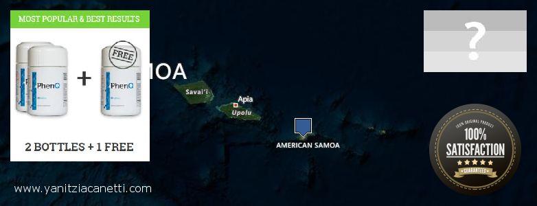 Where to Buy PhenQ Weight Loss Pills online American Samoa
