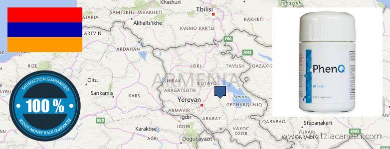 Gdzie kupić Phenq w Internecie Armenia
