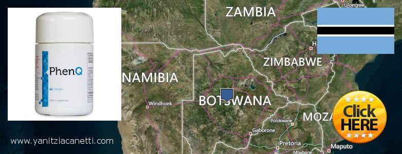 Πού να αγοράσετε Phenq σε απευθείας σύνδεση Botswana