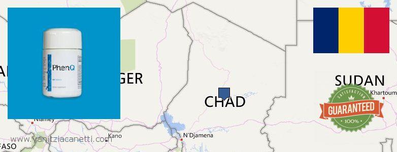 Gdzie kupić Phenq w Internecie Chad