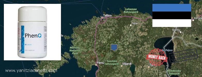 Gdzie kupić Phenq w Internecie Estonia