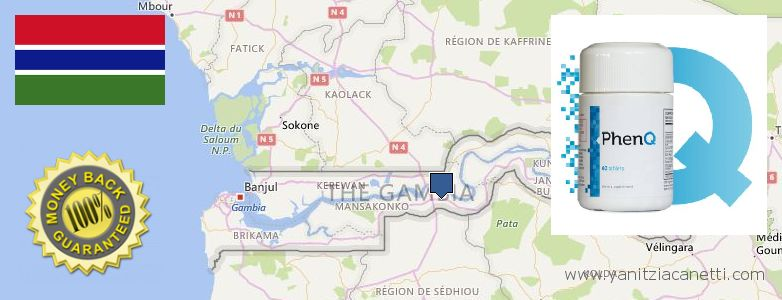 Where to Buy PhenQ Weight Loss Pills online Gambia