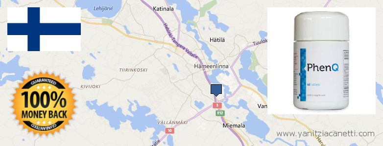 Best Place to Buy PhenQ Weight Loss Pills online Haemeenlinna, Finland